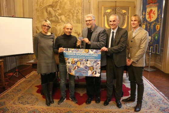 Nicoletta Ancherani, Sergio Scipi, Giovanni Malpezzi, Emanuele Tarroni, Fabrizio Boschetti