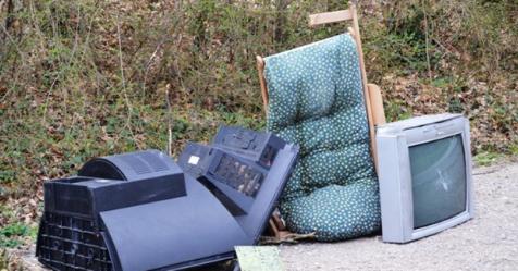 Abbandono rifiuti: una interpellanza per vigilare sulproblema